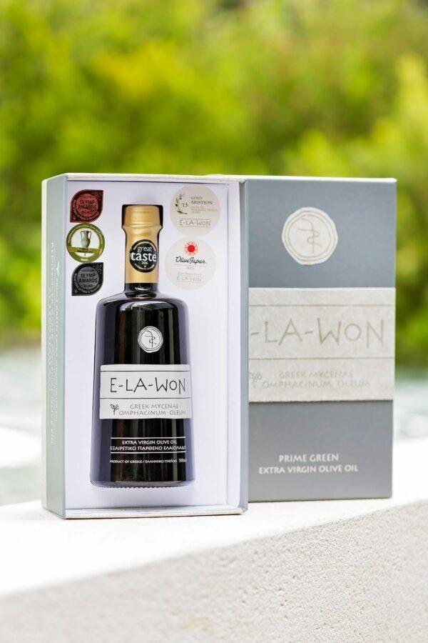 Ulei extravirgin premium E-LA-WON, 500 ml