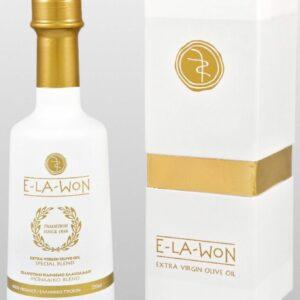 Ulei extravirgin Special blend E-LA-WON 250ml - cutie tip cadou