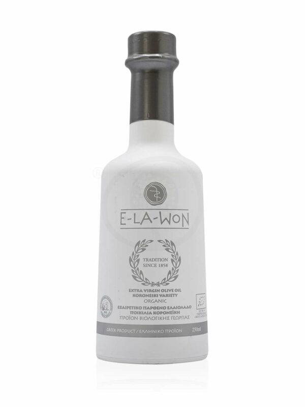 Extravirgin Organic, sticla 250ml