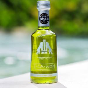 Ulei extravirgin Green fresh, sticlă 250 ml (gr. Agoureleo)